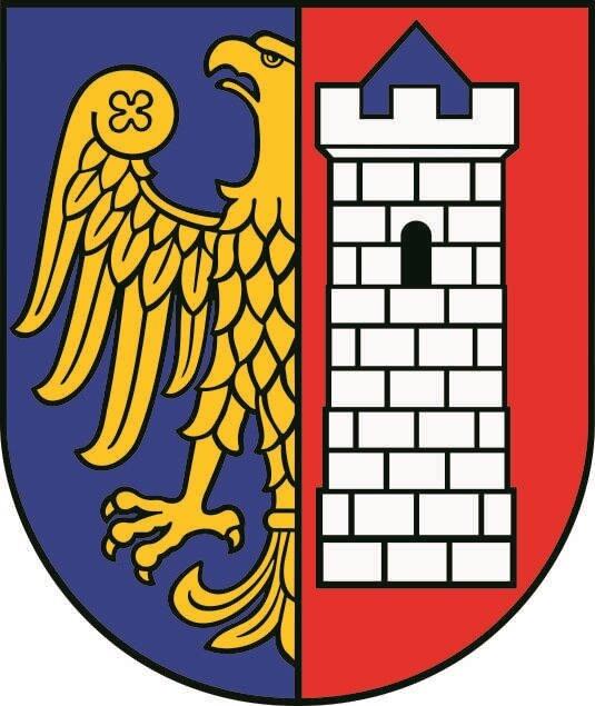 Aufkleber Gleiwitz Wappen Polen