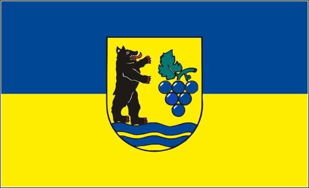 Flagge Grenzach - Whylen