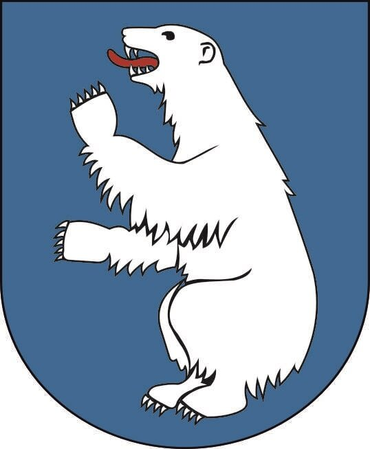 Aufkleber Grönland Wappen