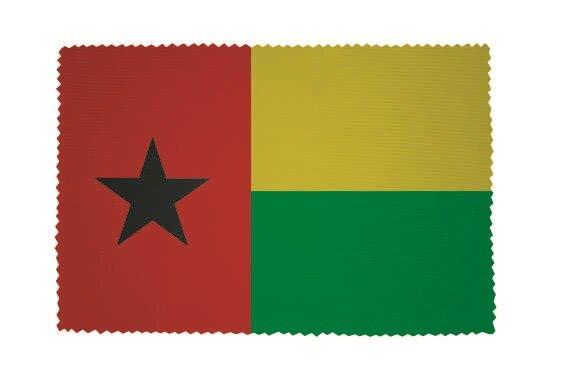 Glasreinigungstuch Guinea - Bissau