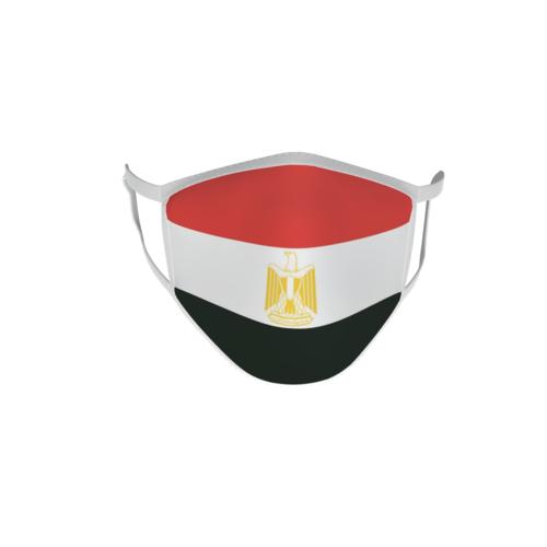 Gesichtsmaske Behelfsmaske Mundschutz Ägypten