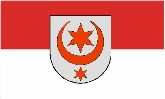 Flagge Halle ( Saale )