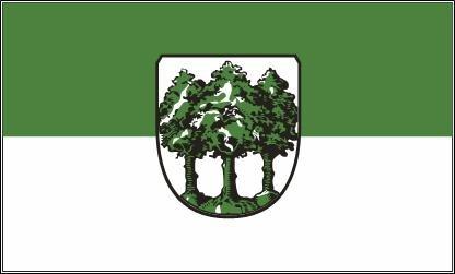Fahne Hamburg-Bergedorf 90 x 150 cm