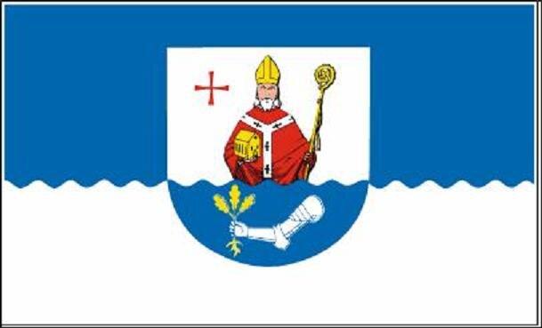 Flagge Hanerau - Hademarschen