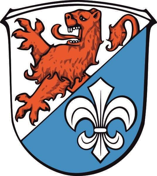 Aufkleber Hattersheim Wappen