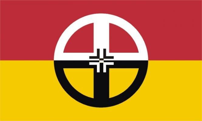 Flagge Healing