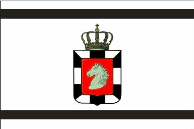 Fahne Herzogtum Lauenburg 90 x 150 cm