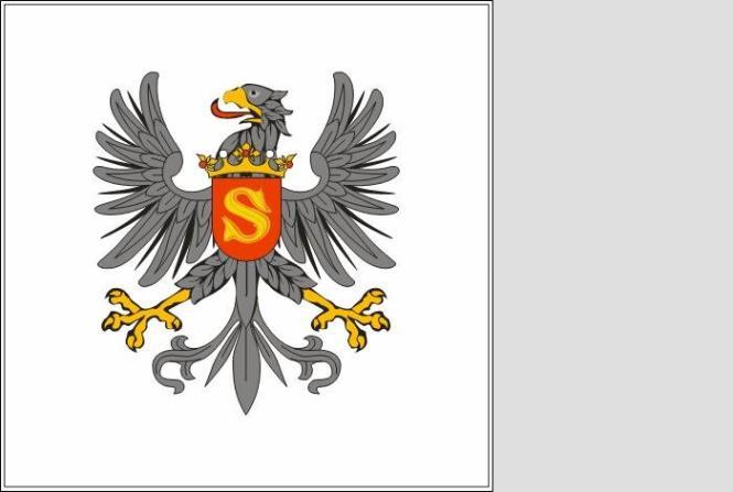 Aufkleber Herzogtum Preussen 8,4 x 8,4 cm