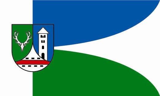 Flagge Hirschfeld