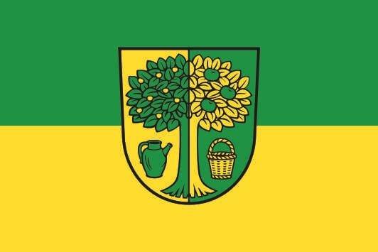 Flagge Hohenleipisch