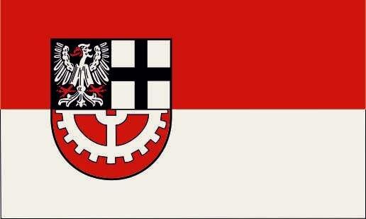 Flagge Hürth