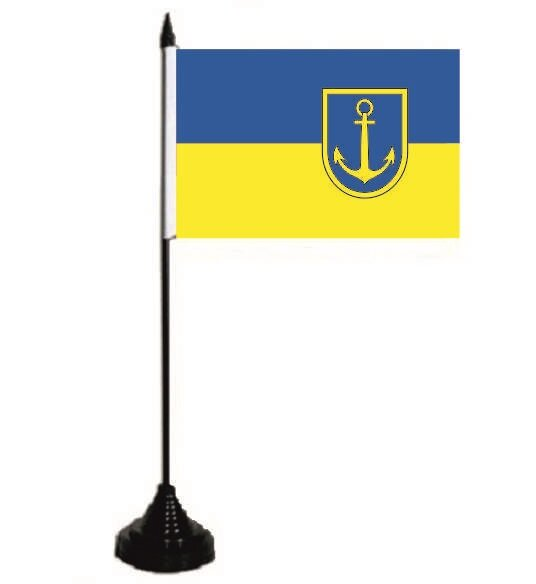 Tischflagge Ibbenbüren 10 x 15 cm