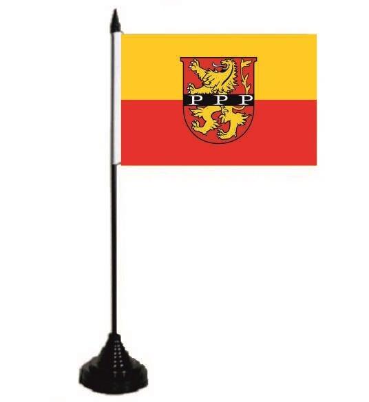 Tischflagge Illertissen 10 x 15 cm