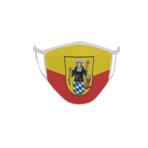 Gesichtsmaske Behelfsmaske Mundschutz Inchenhofen