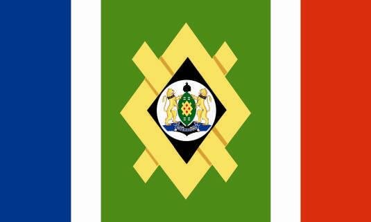 Flagge Johannesburg
