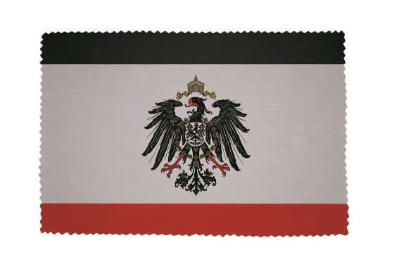 Glasreinigungstuch Kaiserreich mit Adler Deutsches Reich