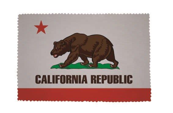 Glasreinigungstuch Kalifornien