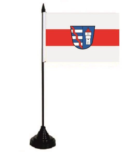 Tischflagge Küps 10 x 15 cm