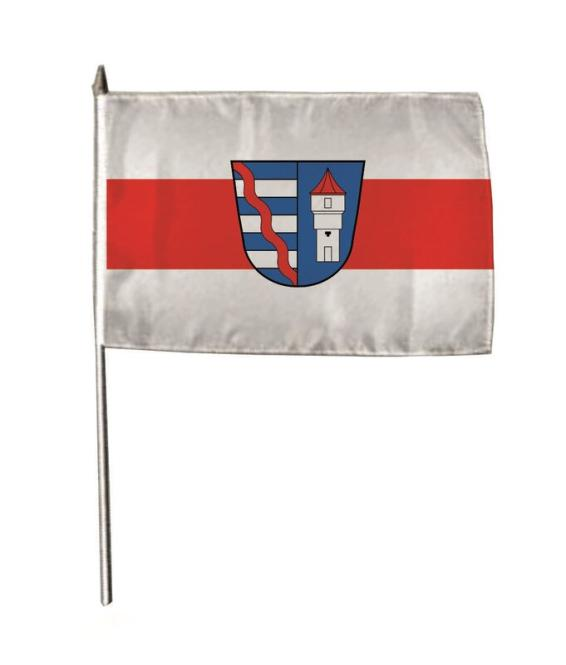 Stockflagge Küps 30 x 45 cm