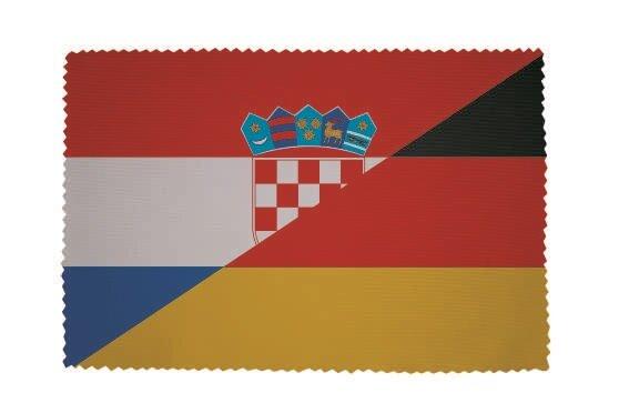 Glasreinigungstuch Kroatien-Deutschland