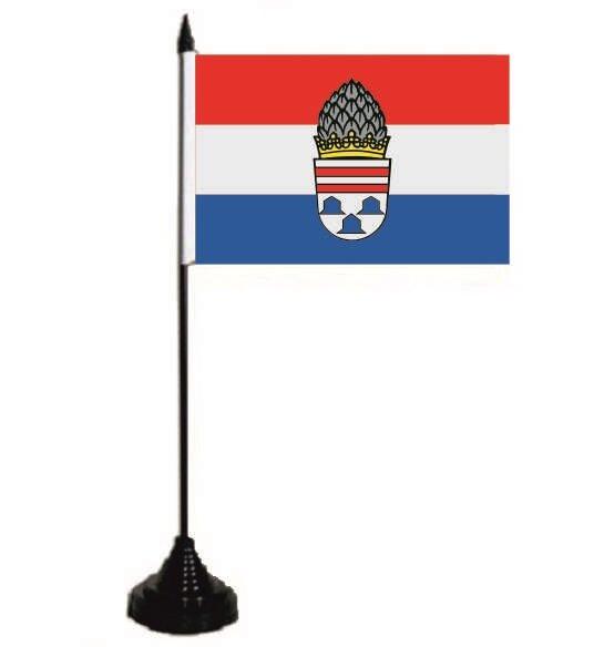 Tischflagge Kronberg im Taunus 10 x 15 cm