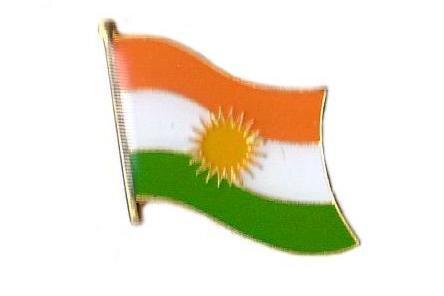 Pin Kurdistan 20 x 17 mm