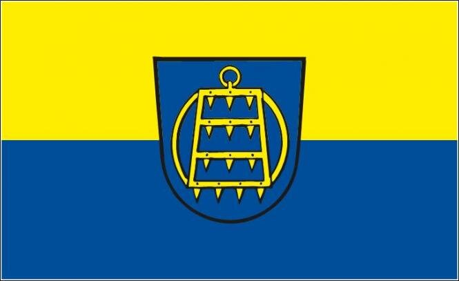 Flagge Laichingen