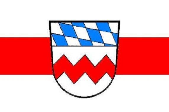 Aufkleber Landkreis Dachau