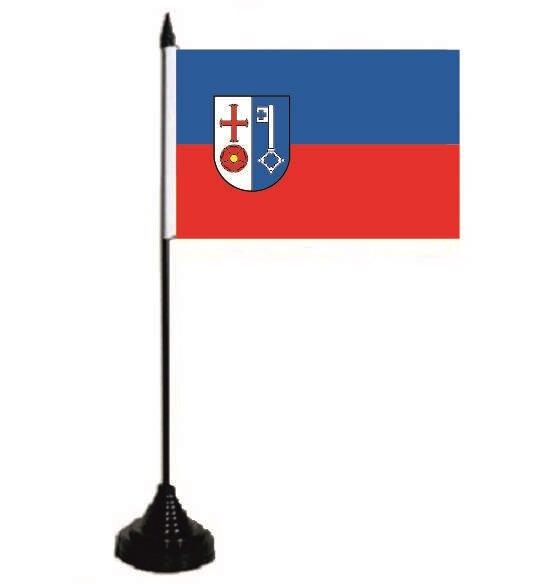 Tischflagge Lügde 10 x 15 cm