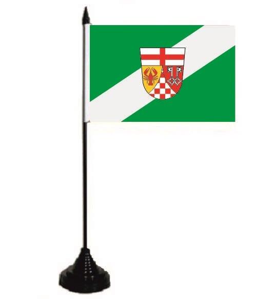 Tischflagge Landkreis Bernkastel - Wittlich 10 x 15 cm