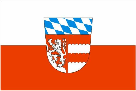 Aufkleber Landkreis Dingolfing - Landau