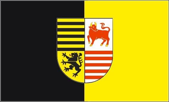 Aufkleber Landkreis Elbe - Elster