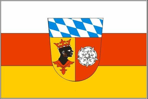Aufkleber Landkreis Freising