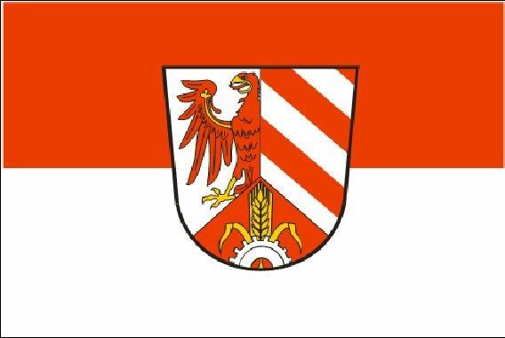 Aufkleber Landkreis Fürth
