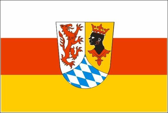 Aufkleber Landkreis Garmisch - Partenkirchen