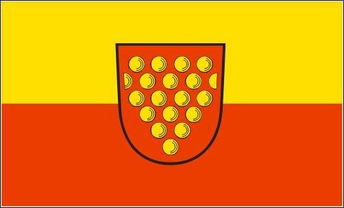 Aufkleber Landkreis Grafschaft Bentheim