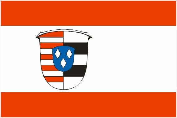 Aufkleber Landkreis Groß - Gerau