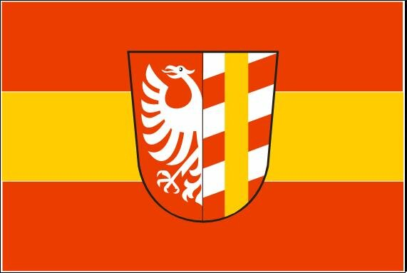 Aufkleber Landkreis Günzburg