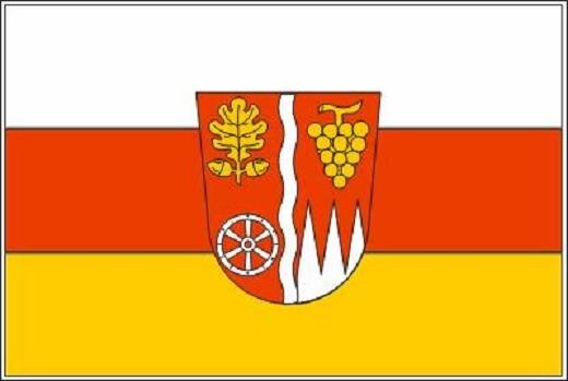 Aufkleber Landkreis Main - Spessart