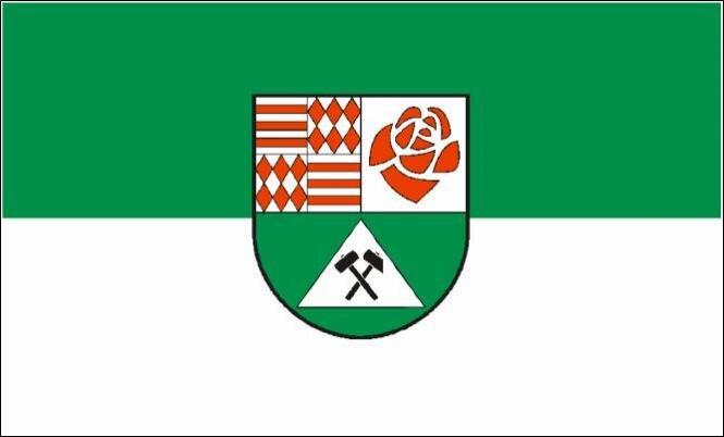 Aufkleber Landkreis Mansfeld- Südharz