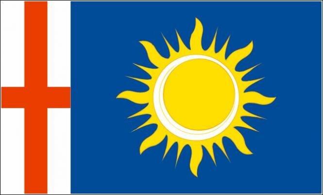 Flagge Mailand Provinz