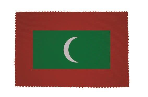 Glasreinigungstuch Malediven