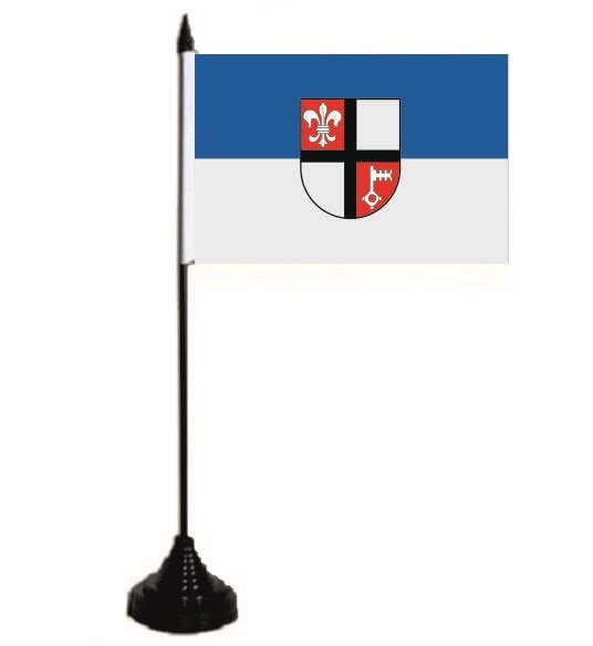 Tischflagge Medebach 10 x 15 cm