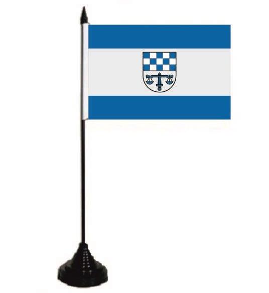 Tischflagge Meinersen 10 x 15 cm