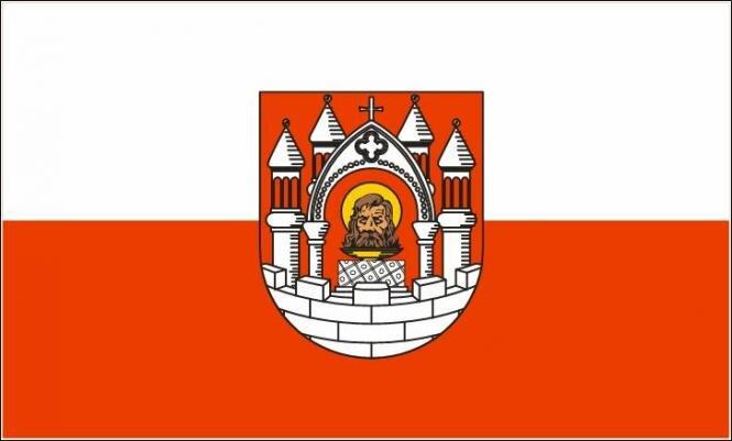 Flagge Merseburg