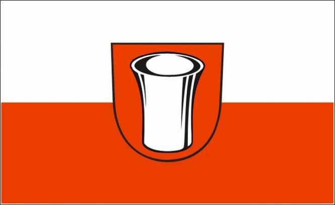 Flagge Meßstetten