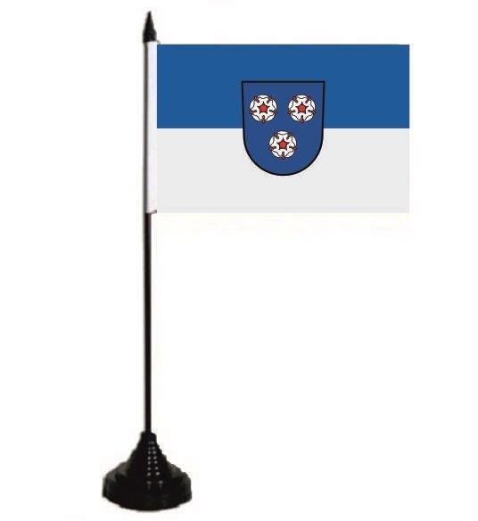 Tischflagge Mettlach 10 x 15 cm