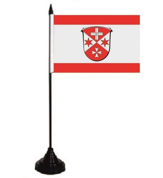Tischflagge Mossautal 10 x 15 cm