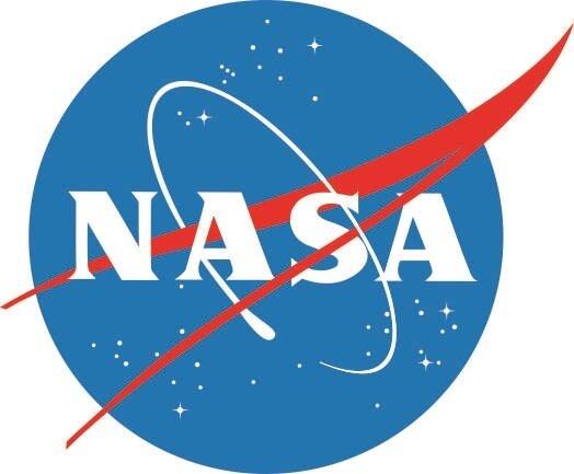 Aufkleber NASA Emblem