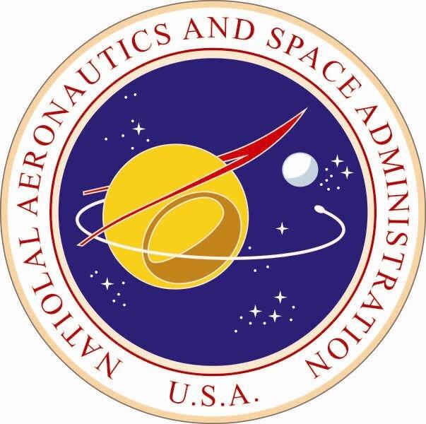 Aufkleber NASA Siegel Seal